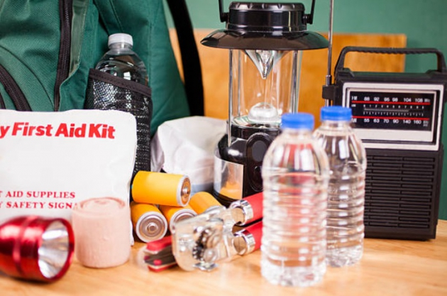 Don't Forget to Pack Water With Your Disaster Supplies