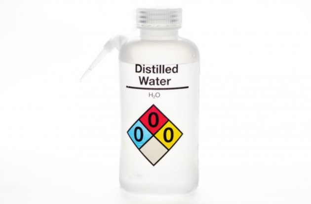 Should You Be Drinking Distilled Water